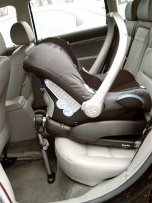 Montaz Fotelika Dla Dziecka W Systemie Isofix Poradniki I