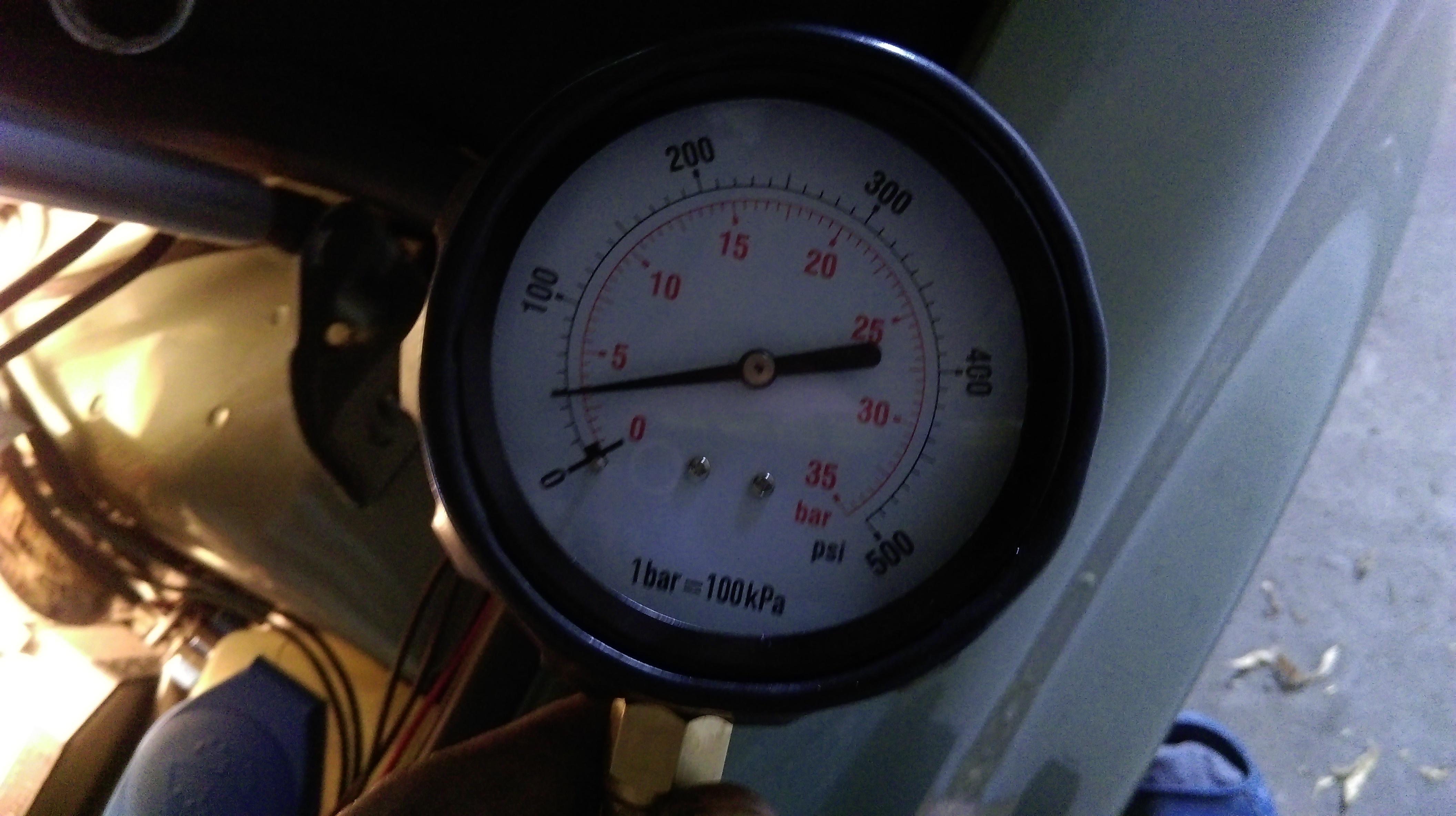Jakie Powinno Byc Cisnienie Oleju 18t Awt Silnik Skrzynia Biegów