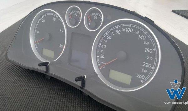 Licznik VW Passat B5 FL 1/2 FIS 1.9TDi 130KM