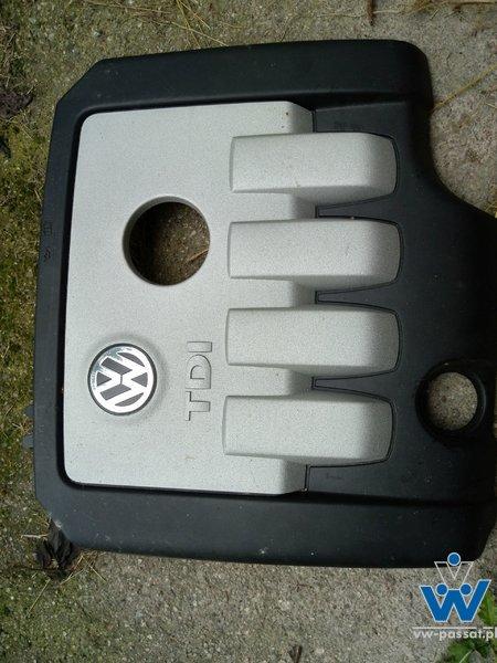 Nowa oryginalna osłona na silnik VW
