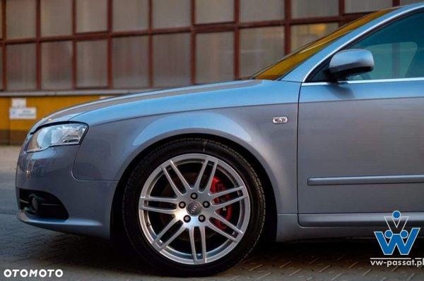 Oryginalne Alufelgi Audi 18 5x112 ET43 wzór RS4 Elbląg ZADBANE PROSTE