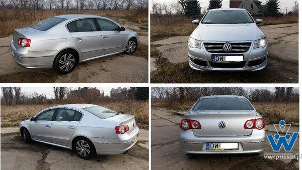 VW Passat B6 Sport Line 2006 2.0 TDi 140KM z pakietem R line