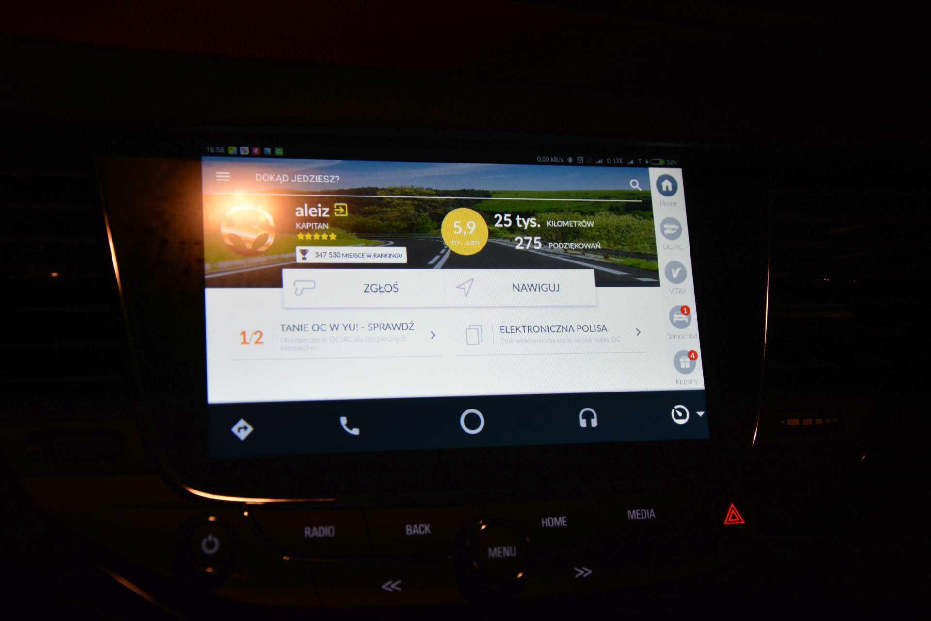 Android Auto - instrukcja przyjemnego korzystania z dodatkami