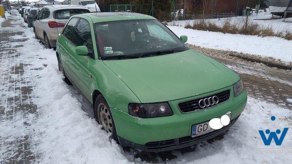 Audi A3 8L 1,8 20v AGN 1996