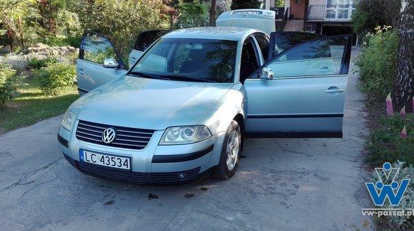 Sprzedam VW Passat B5 1.8T 150KM