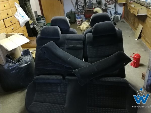 Fotele comfort