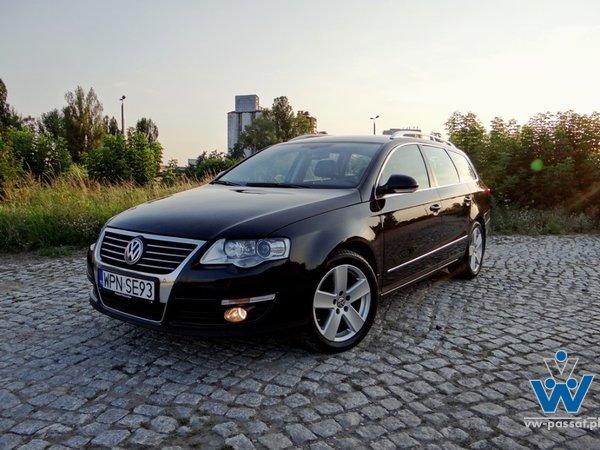 VW Passat B6 2.0 TDI CR 170 KM 2010 r. DSG, Salon PL, ASO, prywatnie
