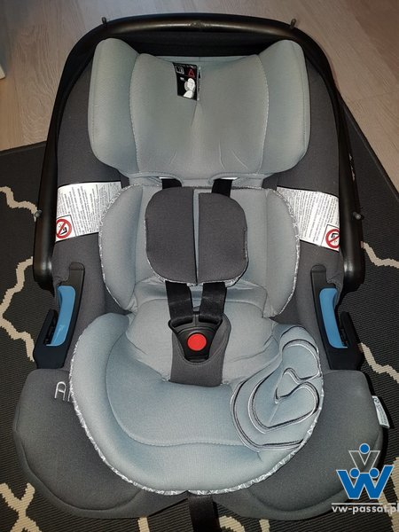 Fotelik nosidełko dla dziecka concord airsafe tylko 2,9kg