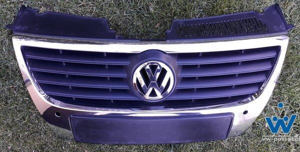 Grill Atrapa PDC Oryginał VW Passat B6 3C0853651
