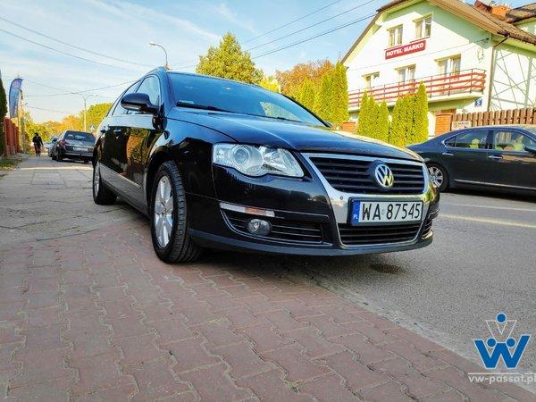 VW Passat B6 2006r. 2.0 TDI BMR 170/200KM