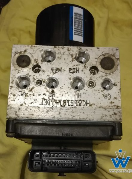 Pompa ABS V3 3C0698109E ACC TPMS