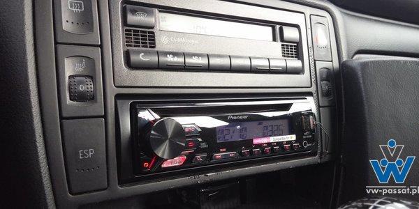 Pioneer DEH-1900UBB CD USB Flac