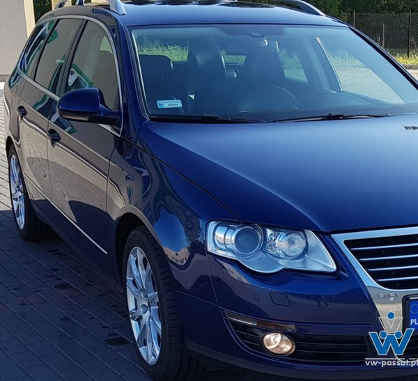 Passat b6 lift 2.0 CR Highline
