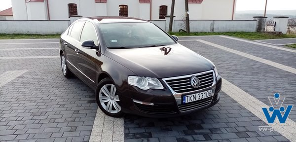 Vw Passat B6 Highline ! Salon Polska ! 2.0TDI !