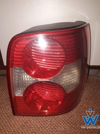 Lampa tylna prawa Passat B5 FL Kombi
