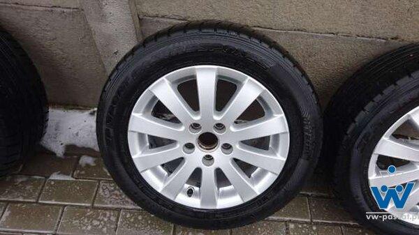 """Felgi aluminiowe VW Passat 5x110 16"""" 3C0601025"""