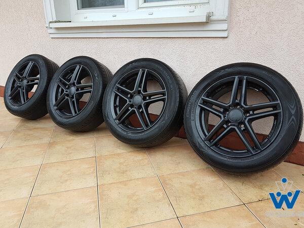 Sprzedam solidne alufelgi R16, niemiecki producent VW, Audi, Skoda,