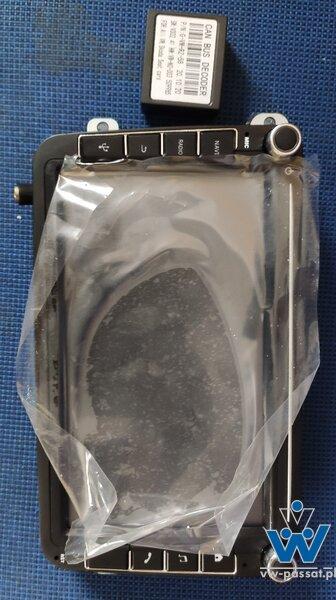 Radio android VW/Skoda