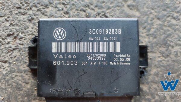 Moduł czujników parkowania VW PASSAT B6 3C0919283B